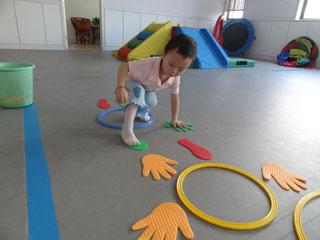 儿童感统失调训练方法