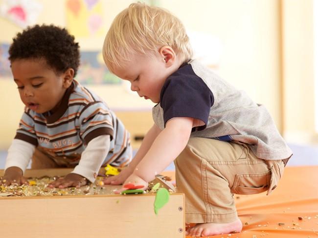 低龄儿童感统训练方法