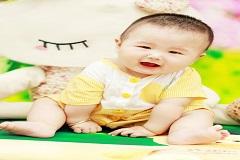 4月龄孩子身体协调性感统训练的方法