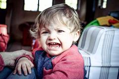 孩子爱发脾气是感统失调吗?