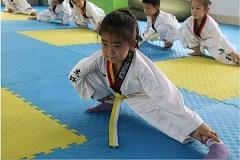 为什么跆拳道影响感统?其实跆拳道也是一种感统训练