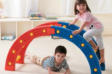 儿童感统训练有哪些项目?用什么器材