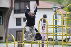 孩子感统失调在家如何做感统训练