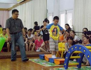 感统汇教育中心机构相册08
