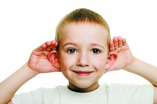 听觉感统失调儿童