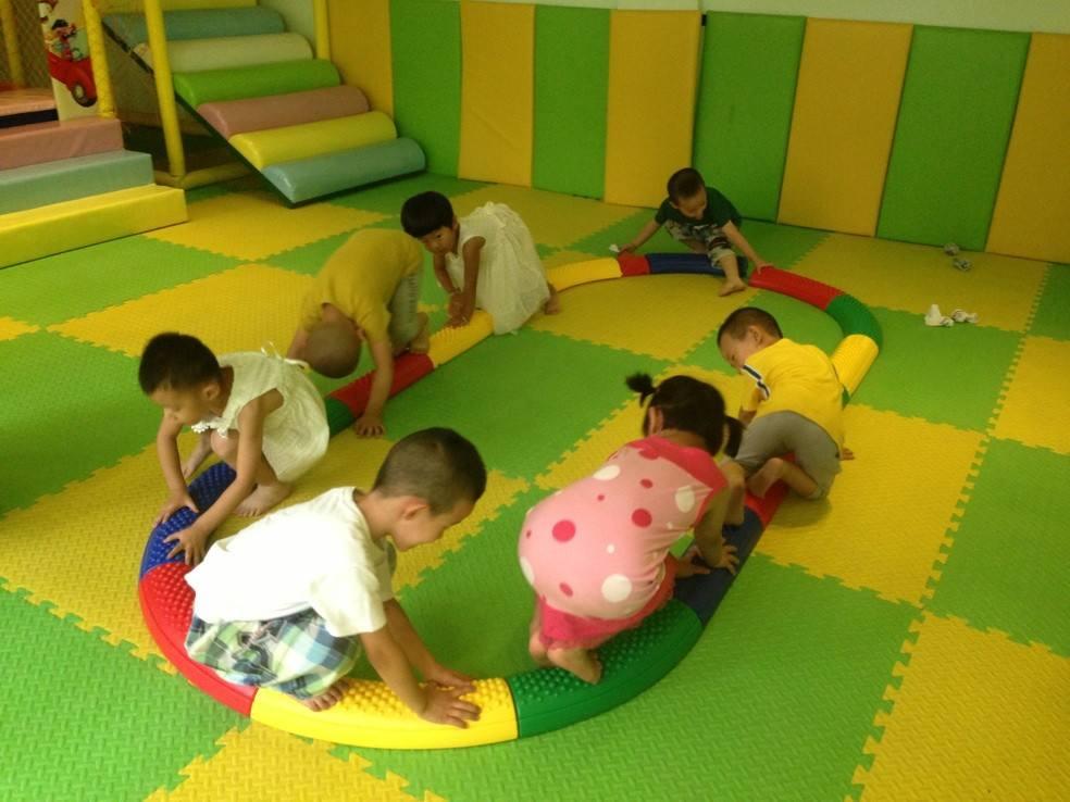 3-6岁儿童感统训练的方法之一
