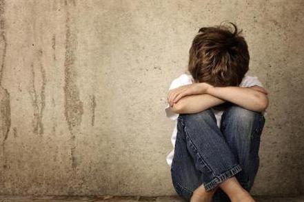 儿童前庭觉感统失调的表现之一