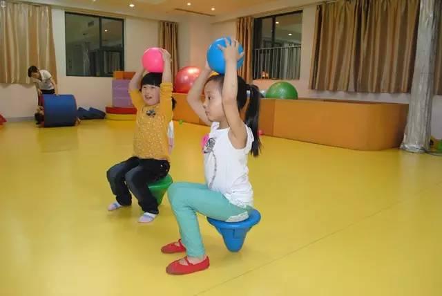 6-10岁儿童感统训练的方法之一