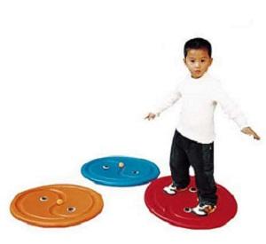 感统训练器材太极平衡板