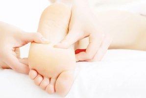 儿童脚底按摩强化触觉功能的感统训练方法
