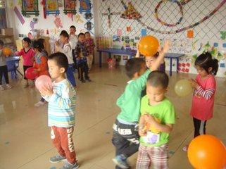 儿童平衡感感统训练方法三