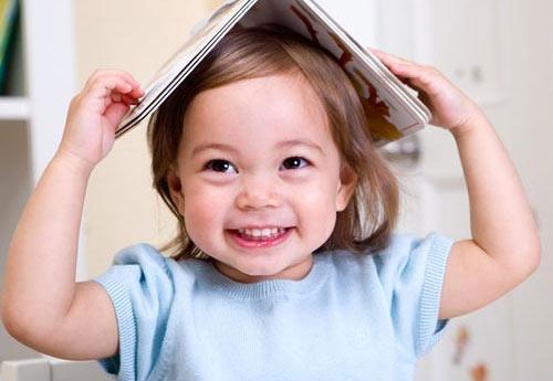 感觉统合训练儿童自信的表现1