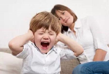 孩子感统失调喜欢大喊大叫
