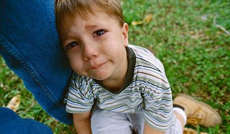 感统失调的小孩很爱哭闹