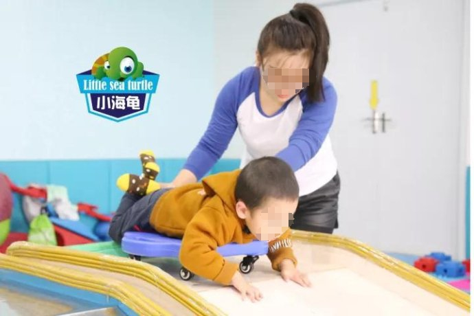 小海龟感统训练机构教学实景1