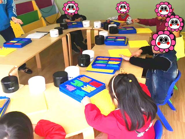 儿童感统训练课堂实景2