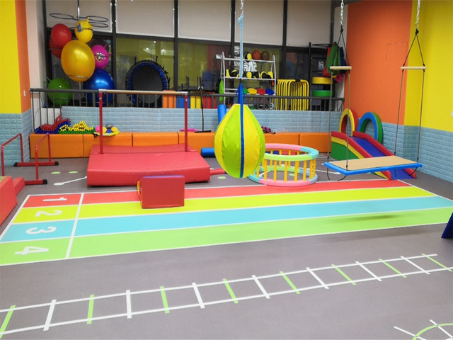 知贝儿童感统训练机构环境2