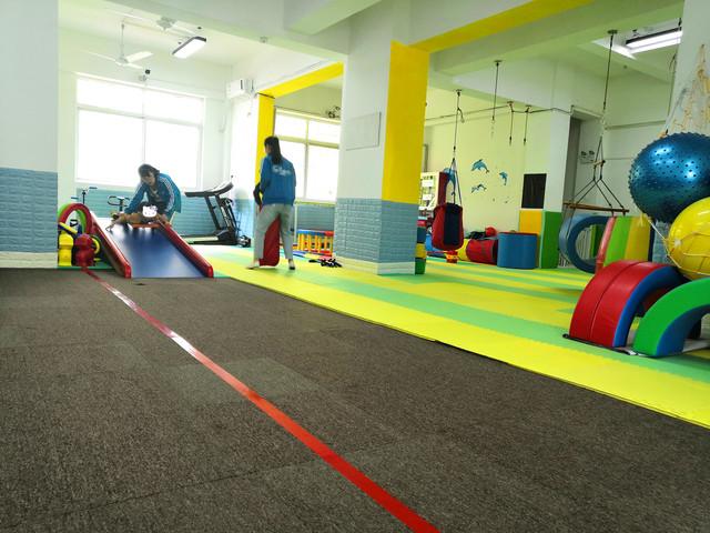 知贝儿童感统训练机构环境5