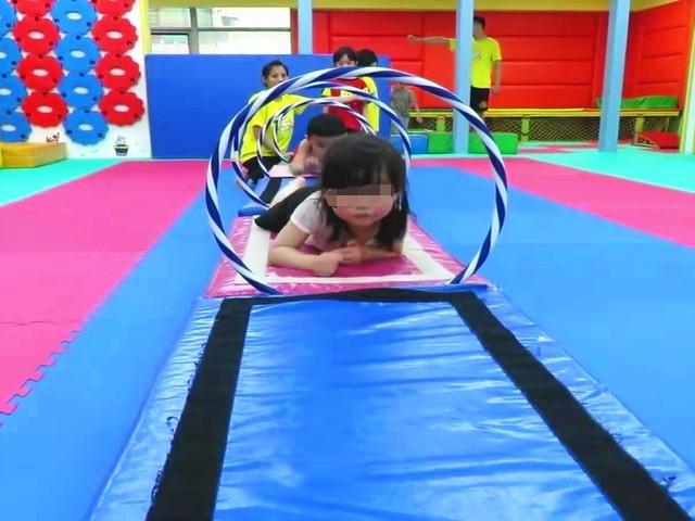 知贝儿童感统训练机构环境6