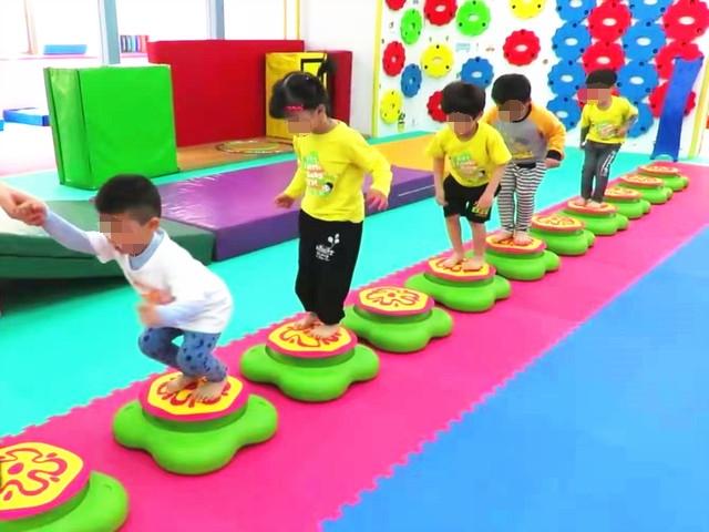 知贝儿童感统训练机构环境7
