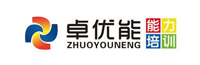 卓优能感统训练logo