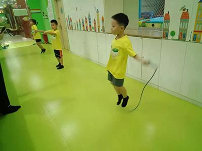 沐苗感统校区环境展示3