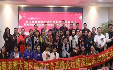 深圳市感觉统合教育研究会