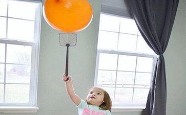 前庭觉失调气球训练法