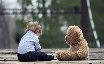 有感统失调表现的儿童